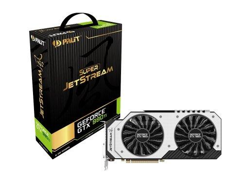Palit NVIDIA GeForce GTX 980 Ti Super Jetstream GPU £320.00 @ Amazon