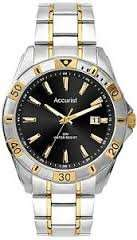 Accurist quartz watch MB854B, from Amazon £26.79