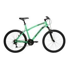 B'TWIN Rockrider 340 Mountain Bike - Green in Size M only 129.99 @ decathlon