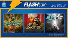 Na flash sale @ PSN