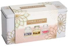 Yankee Candle 'My Serenity Small Jar Gift Set' £9.99 reduced from £22.99 IN-STORE at Clinton Cards