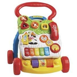 VTECH first steps baby walker £19.50 + C&C @ Tesco