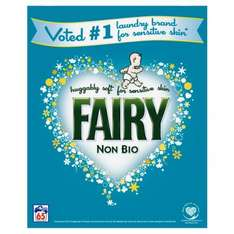 Fairy 65 Washes £9 at Tesco online and instore