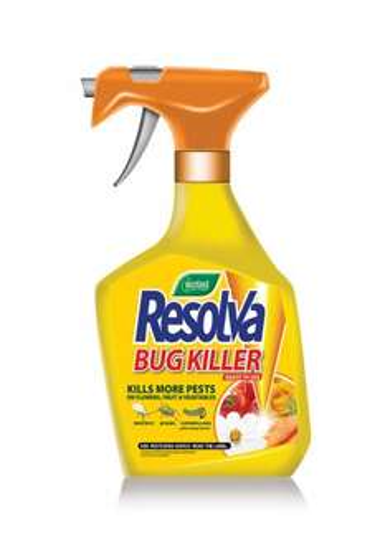 Resolva bug killer 50p @ BM Stores (was £2.97)