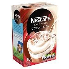Nescafé cafe menu cappuccino coffee £1.50 (Rollback Deal) @ Asda