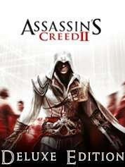 Assassin's Creed II - Deluxe Edition (uPlay) £2.29 @ GMG