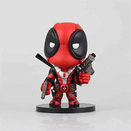 Marvel X-Men Deadpool Hero Action Figure - 9.99 Amazon Prime