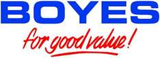 Boyes (North of England) Big Sale Starts 26th August