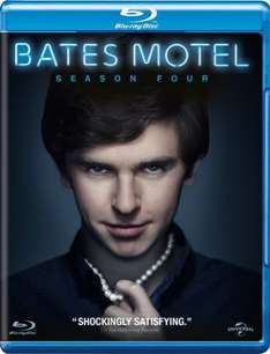 Bates Motel - Season 4 Blu-ray (Pre-order) £13.50 (with code SIGNUP10) at Zoom.co.uk
