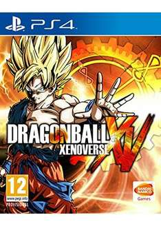 Dragonball Xenoverse PS4 & Xbox One £16.99 @ Base