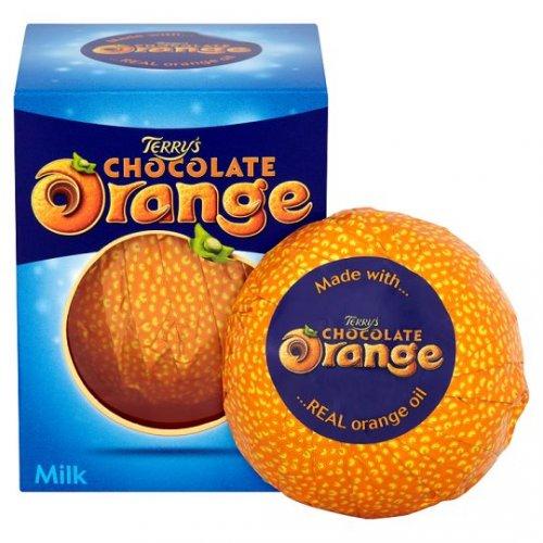Terry's Chocolate Orange Milk Chocolate Box 157g £1 at Tesco
