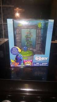squish pops aquarium £3 Tesco