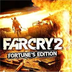 Far Cry 2 Fortunes Edition £2.49 on Steam