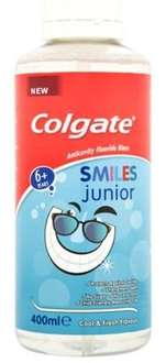 2 for £1 on selected Colgate Smiles - Colgate Smiles Junior Mouthrinse 400ml £3 /  Colgate Kids 0-3 years Extra Soft Toothbrush £1.99 & others @ Boots
