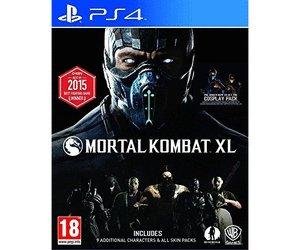 Mortal Kombat XL PS4 £17.85 @ base.com