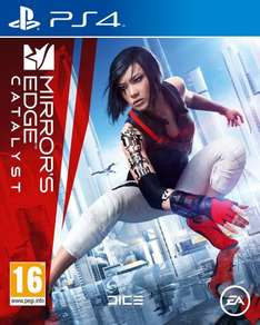 Mirror's Edge Catalyst (PS4/XO)  £24.99  Amazon
