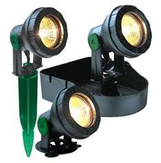 blagdon outside pond or garden led light set x5 £75.99 @ The Range instore