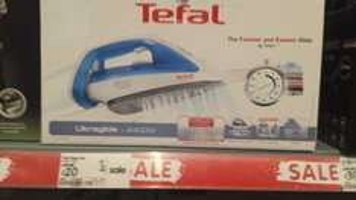 Tefal ultraglide iron reduced to £20 @ Asda Canterbury