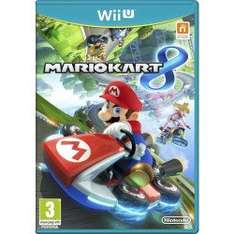 Mario Kart 8 (Used) (Wii U) - £23.00 @ Games Centre
