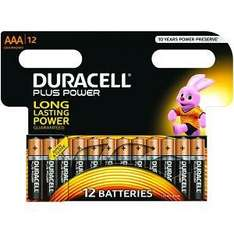 Duracell AA 12 Pack £3.99 @ B&M