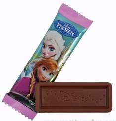 Packet of 6 Frozen 12g Milk Chocolate Bars - 29p at Home Bargains