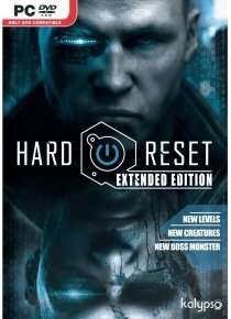 Hard Reset Extended Edition PC DVD 21p Ebuyer (+ Delivery £3.58)