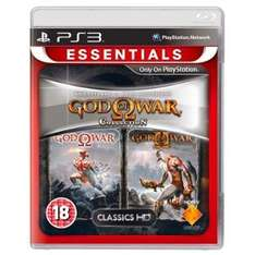 God of War Collection - I & II  (PS3) £3.99 @ Argos