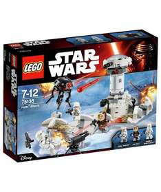 lego Hoth attack 75138  reduced instore £10 @ tesco