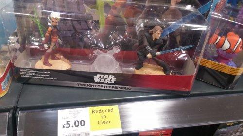 Disney infinity star wars all big discounts @ Tesco