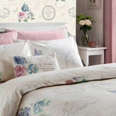 Chartwell Francelina Floral Multicolour Single Bed Cover Set was £9.00 then £6.00 now £4.00 @ B&Q