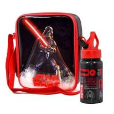 Star Wars Darth Vader Lunch Bag and Bottlewas £15.99 now £5.99 internetgiftstore