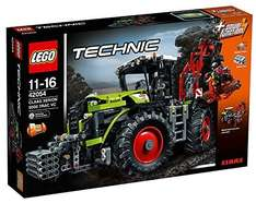 LEGO 42054 Technic CLAAS XERION 5000 TRAC VC Building Set - £80 from Amazon (usually £120)