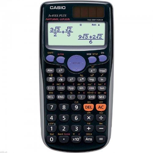 Casio FX-85GT Plus Full Scientific Solar Calculator 260 Functions GCSE A-Levels £8.99 @  sajid_uk  Ebay