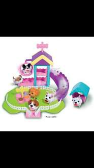 Chubby Puppies Ultimate Dog Park Playset - £15 @ smyths
