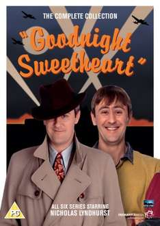 Goodnight Sweetheart The Complete Collection DVD Boxset £12.59 [Using Code] @ Zavvi