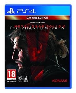 [PS4]Metal Gear Solid V:The Phantom Pain-Day One Edition-Like New (£12.11) (Boomerang Via Amazon)