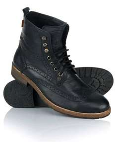 Superdry brogue boots £45 @ Superdry