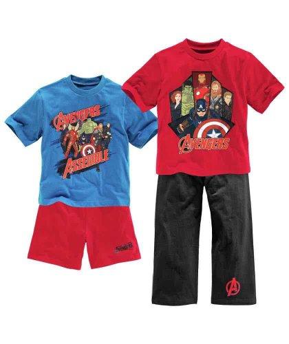 Two pack of Avengers pyjamas £4.99 at Argos