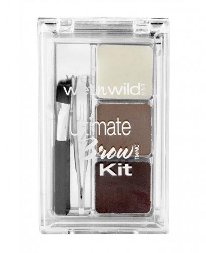 wet n wild Ultimate Brow Kit, Ash Brown  £3.59 Add On @ Amazon