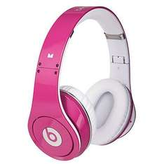Beats by Dr. Dre Studio On-Ear Headphones - Pink £56.95 delivered @  universalmusicheadphones  / Ebay