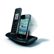 Cordless Phone with Bluetooth Apple iPhone Connection £13.49 @ Maplin_outlet - Free delivery