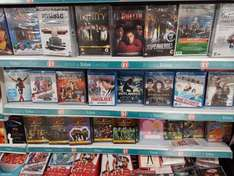 Latest Poundshop blue rays in Keighley store