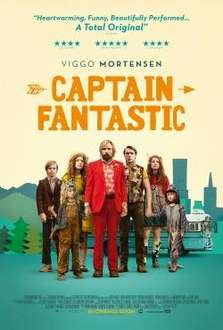 Free Film - SFF - Captain Fantastic - various dates up to 4th Sept  - (10.30 & 6pm) new code 952535