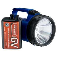 Kingfisher Utility Torch With Battery £1 @ Poundland