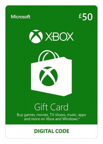 £50 XBOX LIVE CREDIT £40.99 @ elite-games-network / Ebay