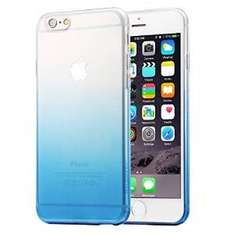HAWEEL® Ultra Slim Gradient Color Clear Soft TPU Case for iPhone 6 Plus & 6s Plus £2.59 Sold by Haweel and Fulfilled by Amazon (Add on item)
