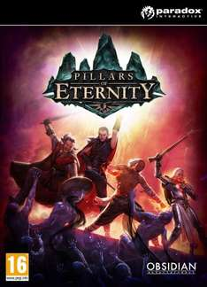 Pillars Of Eternity Hero Edition £4.99 [Physical PC] @ Game
