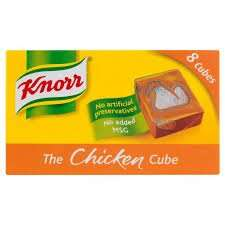 Knorr 8pk stock cubes 69p @ Homebargains