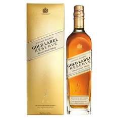 Johnnie Walker Gold Label Reserve Blended Whiskey 70cl £30 @ Tesco