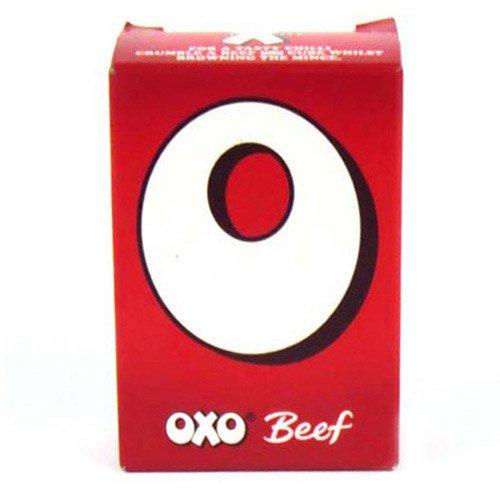 12 beef oxo stock cubes 35p @ Sainsbury's - Liverpool